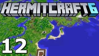 Minecraft Hermitcraft Season 6 Ep.12- Mapping the Server