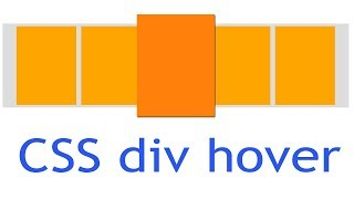 css div box hover effect using html and css | Exp- 1 | css div box container | web zone