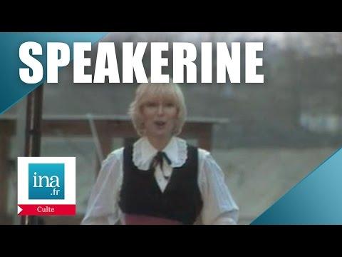 Speakerine 1978 Anne Lefebure | Archive INA