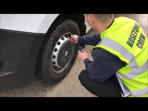 Vehicle Checks with Rosetone's Transport Manager