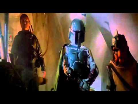 Boba Fett - Scenes Star Wars