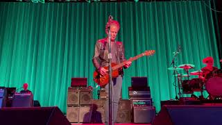 """Lindsey Buckingham – """"Swan Song"""" - Pabst Theater, Milwaukee, WI – 09/01/21"""