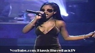 "Foxy Brown - ""Rock The Bells"" Live (1997)"