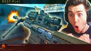 Trickshotting With EVERY Sniper on COD Black Ops 4!