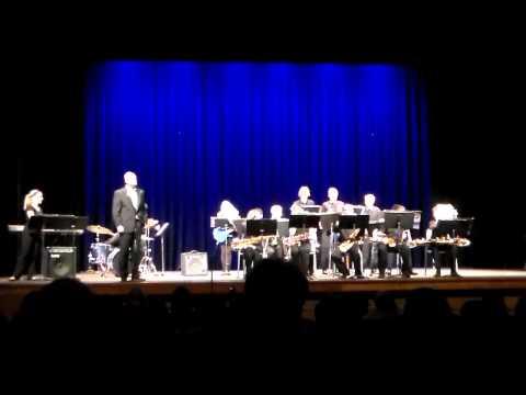 Iola Middle School Jazz Band Christmas Program 2014 2
