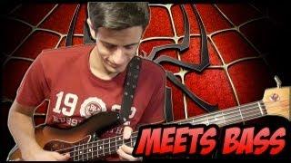 Spiderman Meets Bass