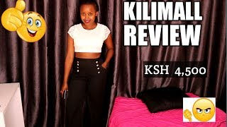 I SPENT KSH 4,500 ON KILIMALL ON CLOTHES... This is what i got!!!! |Kenyan Youtuber