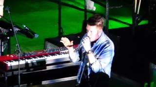 6/9 Bastille - Laura Palmer @ EITM DC 101 Holiday Concert, EagleBank Arena, Fairfax, VA 12/03/15