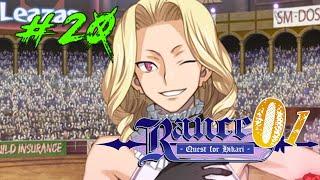 Rance 01 - The Quest for Hikari #20 - Rance VS Jean (épique)                                    c fo