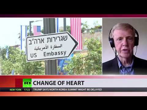 UK diplomats to use US Embassy in Jerusalem despite opposing relocation – report