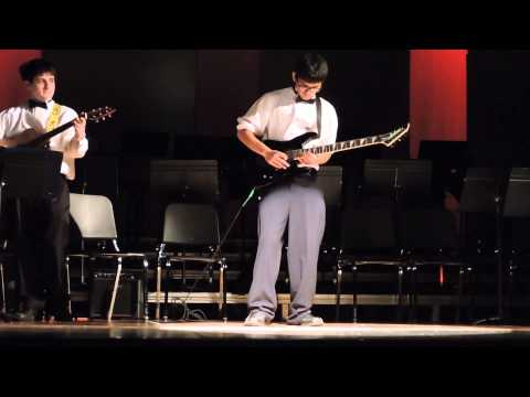 Mr. Crowley- Guitar Live Performance by Xaverian High School