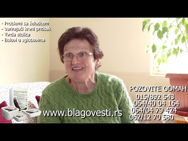 Orlov dar - preporuka - Ljubica Jovanović