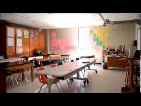 29° USA here I am - Tour pela minha escola (Rapides High School)