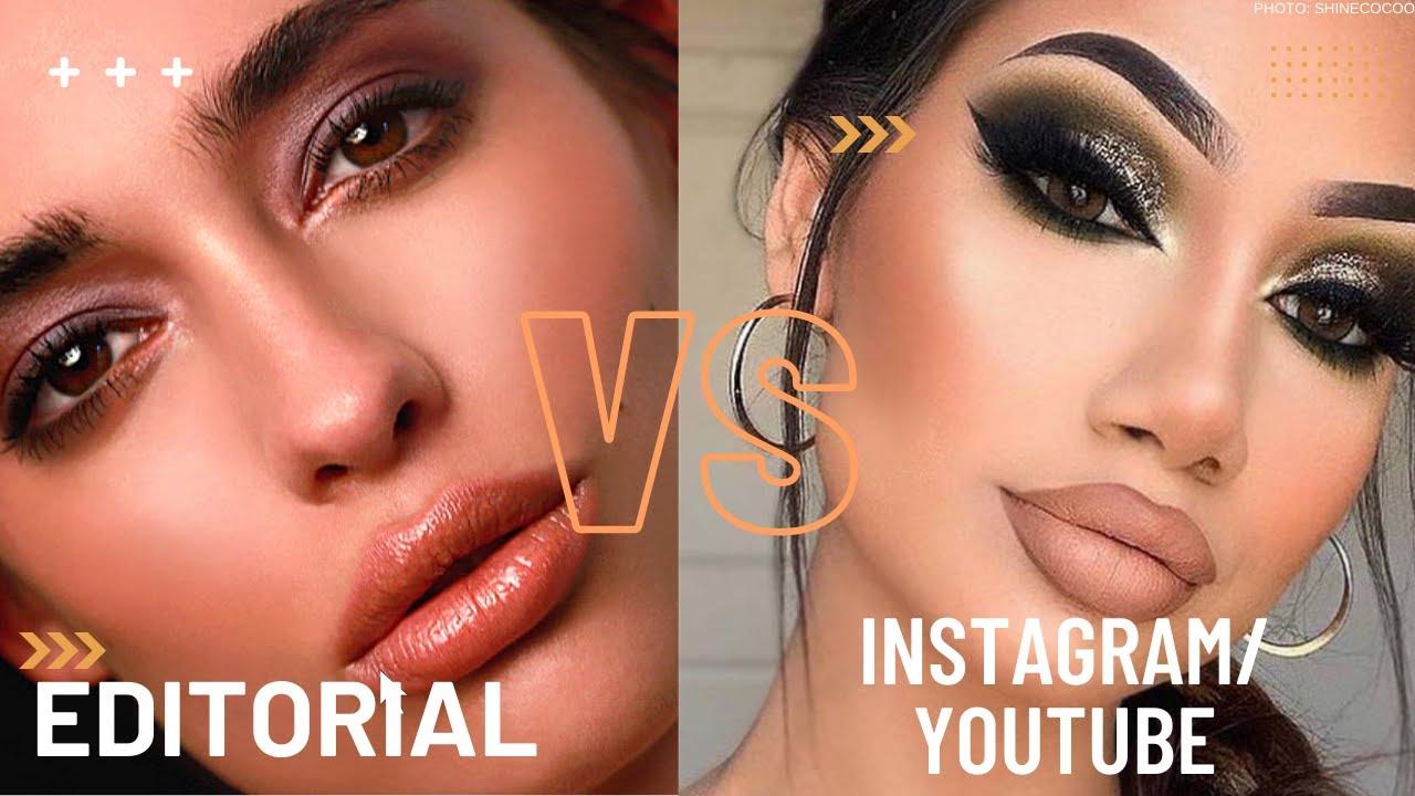 Makeup Artists vs Youtube Guru