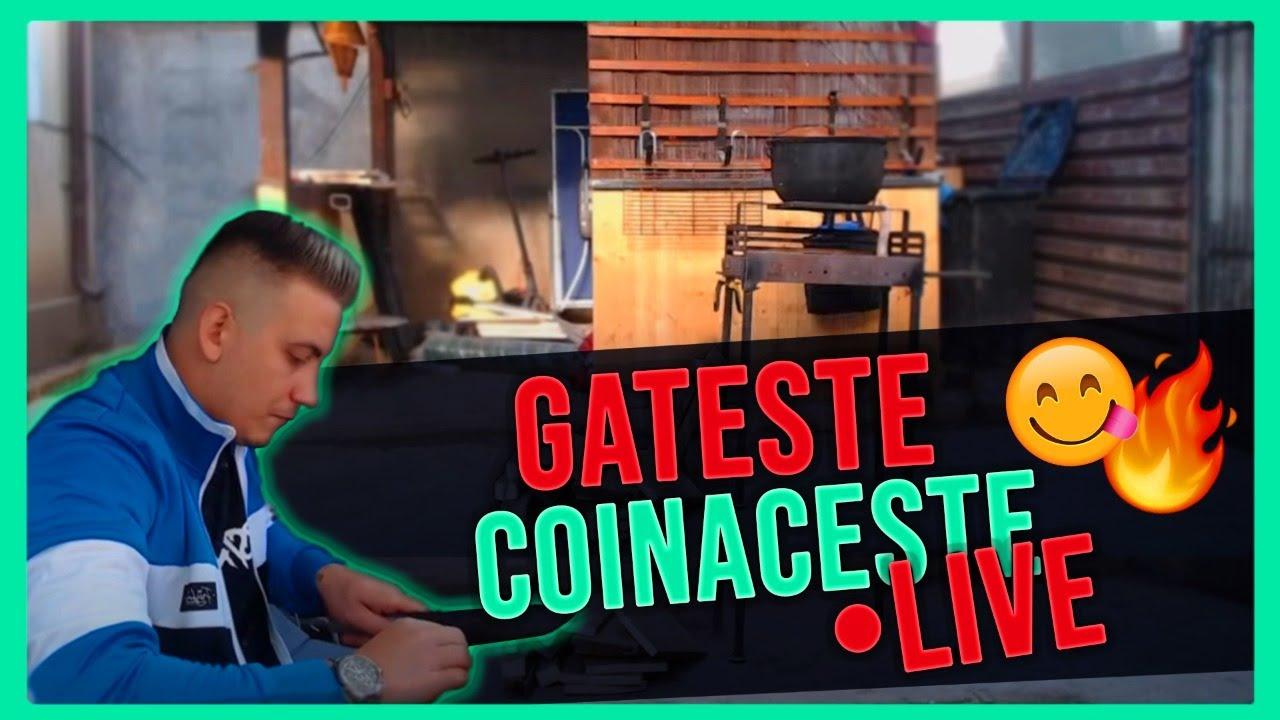 GATESTE COINACESTE : pui LA ROTISOR +RISOTTO CIUPERCI + CIUPERCI UMPLUTE LA CUPTOR
