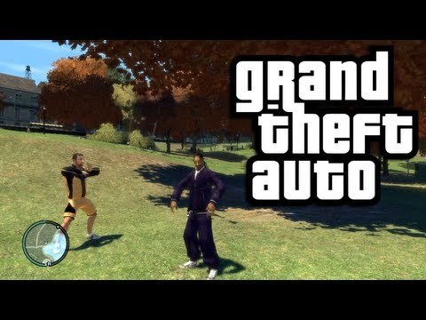 Snoop Dogg in GTA 4! GTA PC Mods with Snoop Dogg aka Snoop Lion (GTA Funny Moments and Glitches)