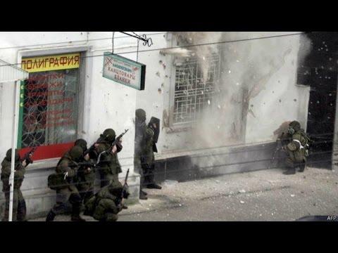 Нападение на Нальчик 2005 г.