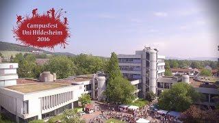 Campusfest 2016 Uni Hildesheim