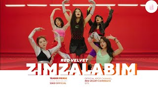 """Baixar Red Velvet (레드벨벳) """"Zimzalabim"""" but I merged the two teasers"""