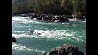 Смотреть видео природа горного алтая видео