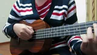 [Cover] Dù có cách xa - ukulele