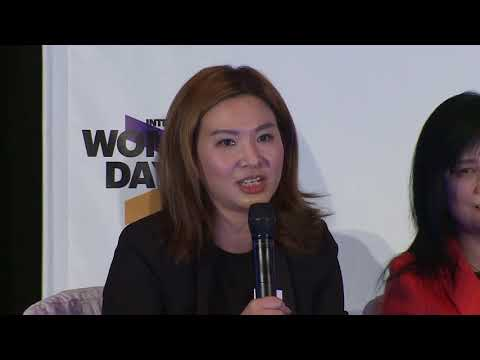 International Women's Day 2017 – Hong Kong Leadership Panel Discussion