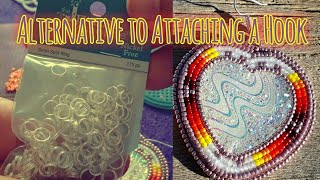 Alternative to Attaching a Hook to your Beadwork