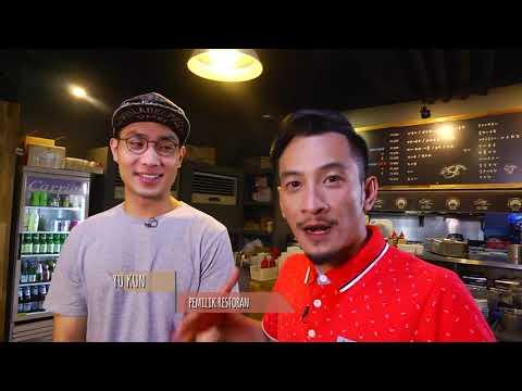 Jalan-jalan Cari Makan Korea | Episod 1