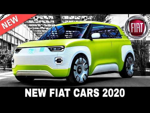 10 New Fiat Cars That Give the Best Italian Designs for Cheap in 2020