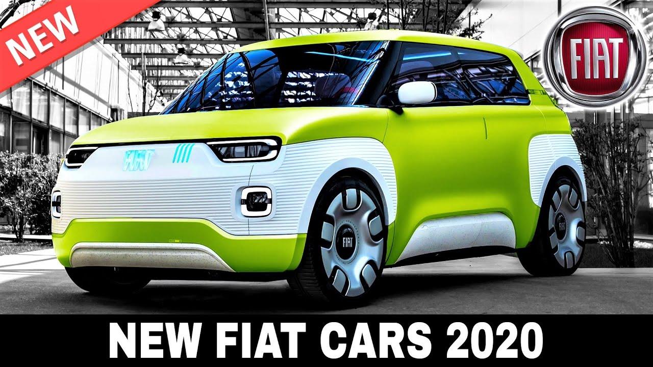10 neue Fiat-Autos, die 2020 die besten italienischen Designs zu günstigen Preisen anbieten + video
