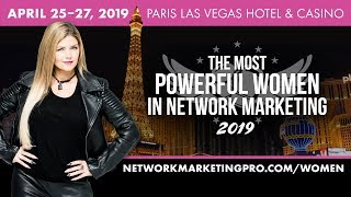 5th Annual Most Powerful Women in Network Marketing Event