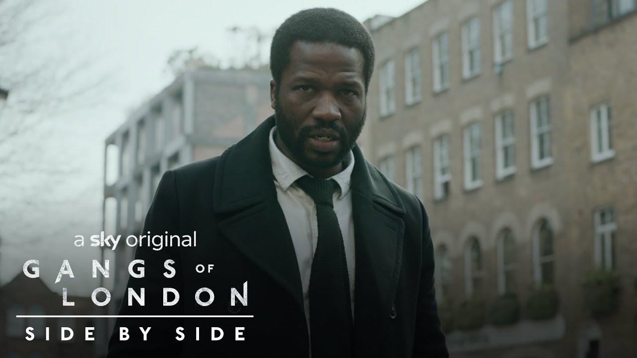 Side By Side Elliot Vs The Albanians Gangs Of London Sky Atlantic Youtube