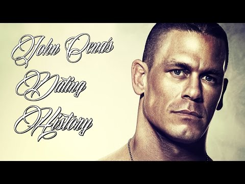 ♥♥♥ Women John Cena Has Dated ♥♥♥