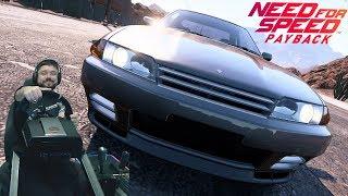 Все тачки в Need for Speed Payback и адреналиновый угон Koenigsegg Regera