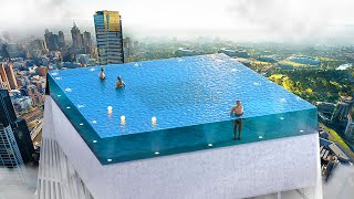 10 Insane Swimming Pools That Are On Another Level...