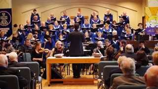 The Cantata Chorus and Orchestra of First Presbyterian Church - Handel's Messiah, Parts Two & Three