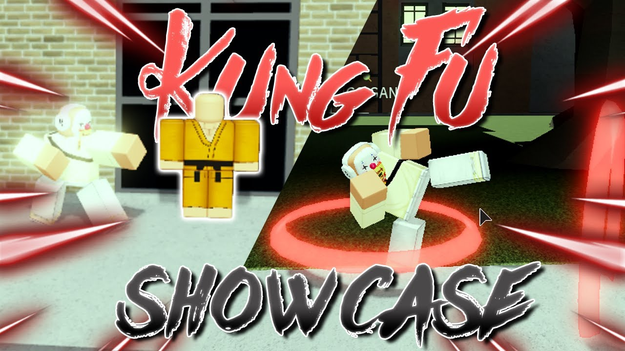 [UPDATE] New Kung Fu Fighting Style! | Project Beatdown | ROBLOX