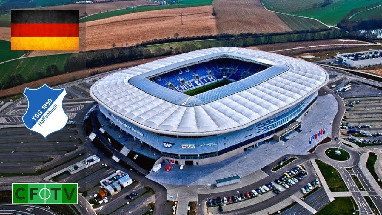 Stadion Hoffenheim Adresse