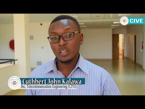 Bsc. Telecommunication Engineering at the University of Dodoma (TE-UDOM)