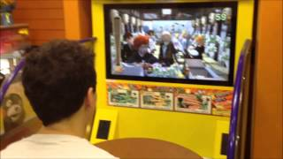 Awesome Japanese Table Flipping Arcade Game