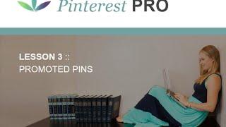 Pinterest PRO :: Promoted Pins