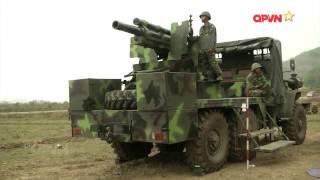 Pháo tự hành 105mm của Việt Nam: Hổ mọc thêm cánh