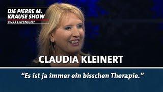 Claudia Kleinert über Charisma