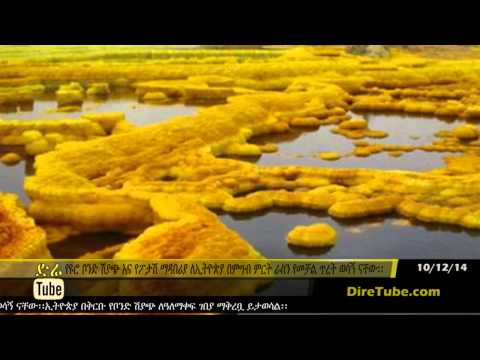DireTube News Eurobonds and potash will boost Ethiopia and Africa's food security