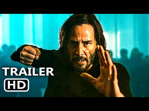 THE MATRIX 4 RESURRECTIONS Teaser Trailer (2021)