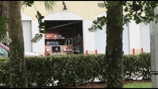 Rig Spotting at Boca Raton Fire Rescue Station 5