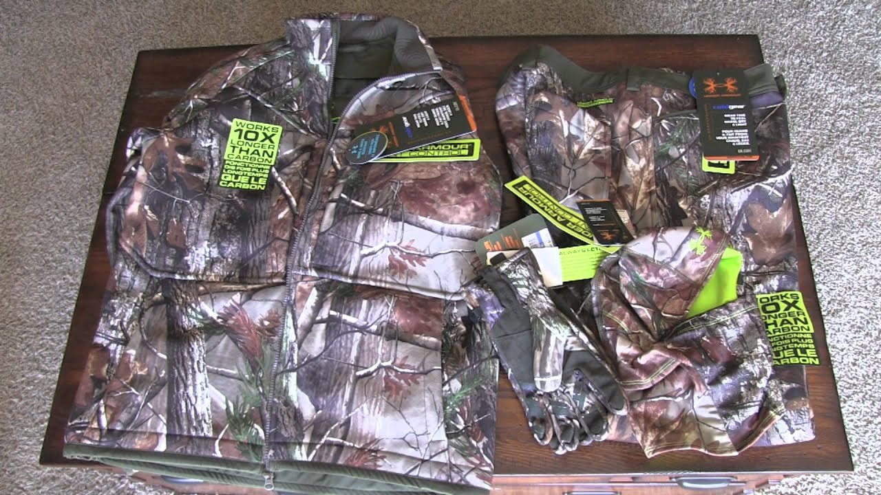 under armor hunting jacket