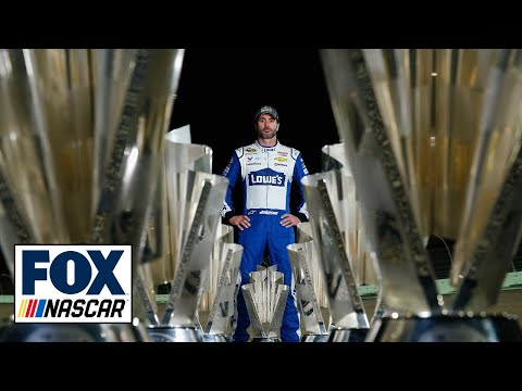 Can Jimmie Johnson win a record 8th championship? | NASCAR RACE HUB