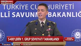 Ana Haber- 25 Temmuz 2019- Murat Şahin- Ulusal Kanal