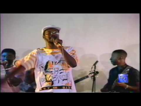 """G.B.T.V. CultureShare ARCHIVES 1989: BLACK WIZARD  """"IMF"""" (HD)"""